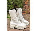 Ботинки высокие на шнуровке Nina mi, фото 2