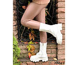 Ботинки высокие на шнуровке Nina mi, фото 3
