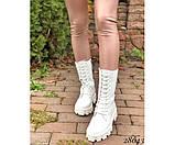 Ботинки высокие на шнуровке Nina mi, фото 4