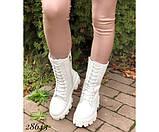 Ботинки высокие на шнуровке Nina mi, фото 5