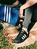 Кроссовки черные Адидас Суперстар Adidas Superstar Black