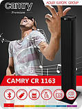 Акустическая система Camry CR 1163 стерео звук, Bluetooth, фото 4