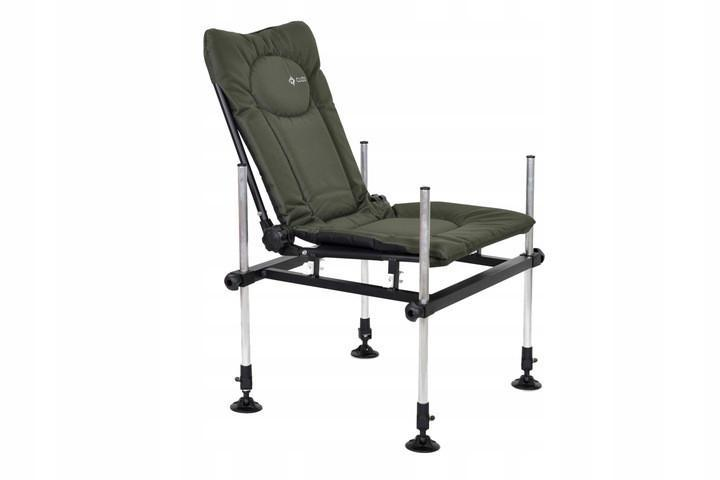 Кресло фидерное карповое М-Elektrostatyk F3 CUZO, Модель 2020 Feeder Methood