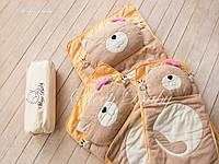 Детский комплект постельного белья Слипик Кошечка