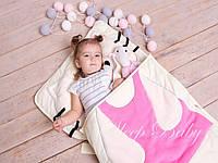 Детский комплект постельного белья Слипик Кити