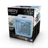 Портативный охладитель воздуха Camry 3в1 (охлаждает, очищает и увлажняет) - LED 7 цветов, 50Вт, фото 2