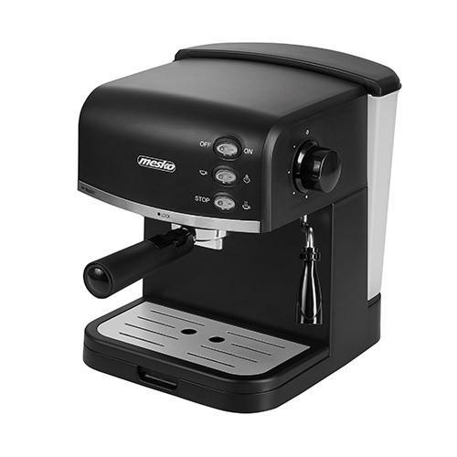Кофемашина эспрессо Mesko MS 4409 black 15 Bar