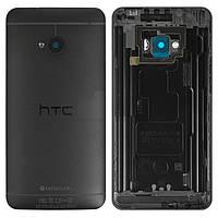 Задняя панель корпуса HTC One M7 801e