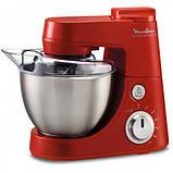 Кухонная машина Masterchef Gourmet Rouge 900w, блендер 1.5 литра, чаша 4 литра, фото 2