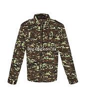 """Куртка рыбалка-охота Рип-стоп на молнии """"Guard"""""""