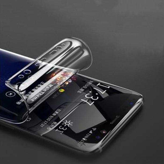 Гидрогелевая защитная пленка Recci для экрана Motorola Moto E6 Plus