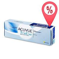 Контактные линзы 1-Day Acuvue TruEye 30 шт
