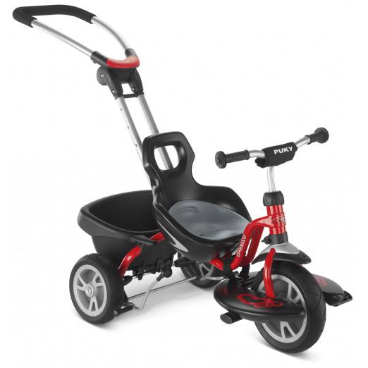 """Велосипед детский Puky Сat S2 Red красный трехколесный - Интернет-магазин игрушек """"Parktoys-парк игрушек"""" в Днепре"""