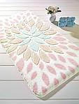В продаже коврик для ванной Confetti (Турция) в размере: 55х57, 57х100, 80х140