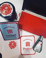 Печати и штампы с вашим логотипом. Брендирование