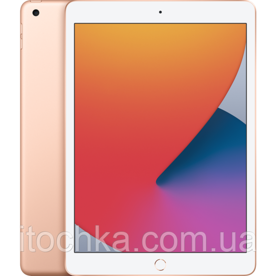 "Apple iPad 8 10.2"" 32Gb Wi-Fi Gold (MYLC2) 2020"