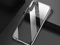 Ультратонкий 0,3 мм чехол для Vivo Y1S прозрачный, фото 1