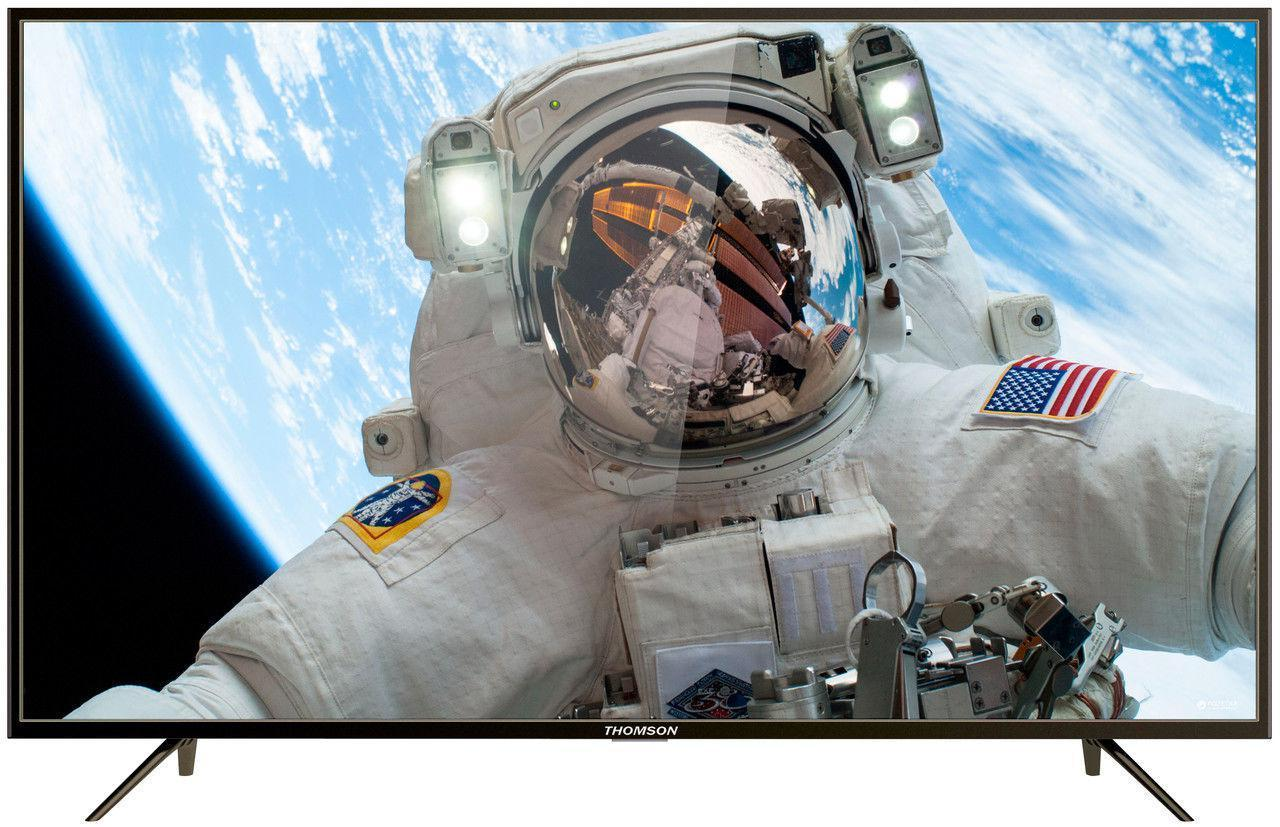 Телевизор Thomson 55UC6406 (55 дюймов, Smart TV, Ultra HD, 4К)