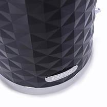 Электрочайник Camry CR 1269  1,7 литр, мощность 2200Вт black, фото 3