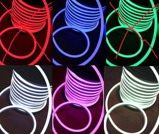 Светодиодный гибкий неон Neon Flex, фото 2
