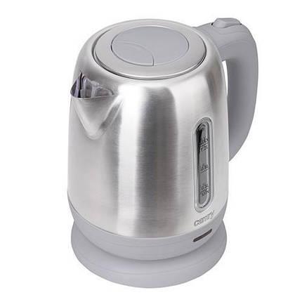 Электрочайник металлический Camry CR 1278 1,2 литр, фото 2