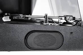 Проигрыватель виниловых дисков с кассетным проигрывателем Camry CR 1154, фото 3