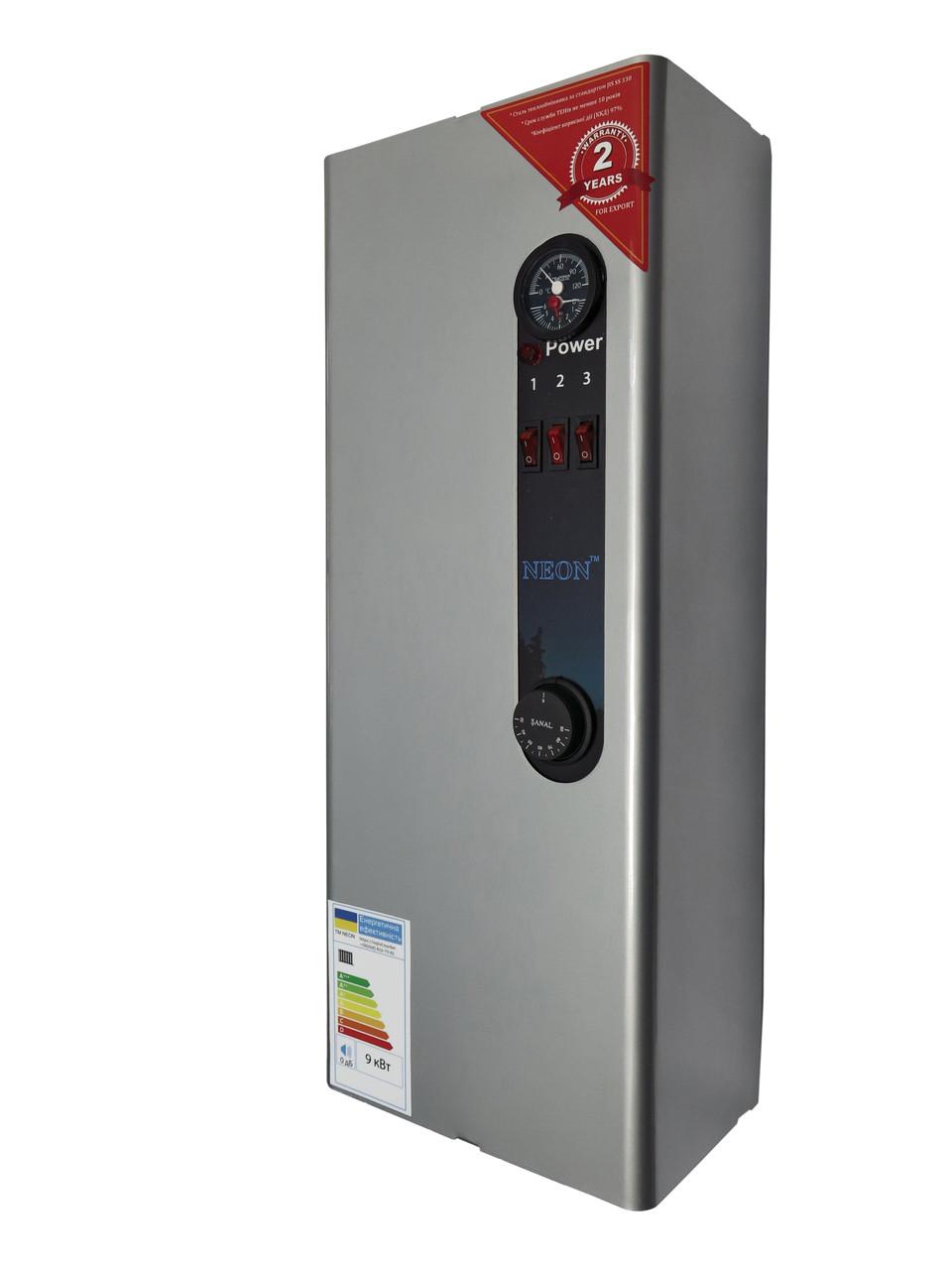 Электрический котел NEON WCSMG 12.0 кВт 380 В, модульный контактор