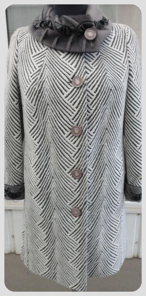 Пальто женское утеплённое Almatti модель ОЕ-58