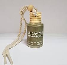 Ароматизатор в авто масляний Yves Saint Laurent l'homme 15ml