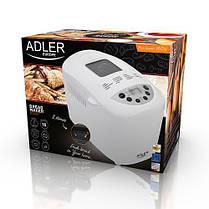 Хлебопечь Adler AD 6019 мощность 850 Вт, фото 3