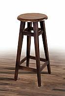 Барный табурет, буковый для кухни , барный стул с дерева . табурет деревяний з масиву