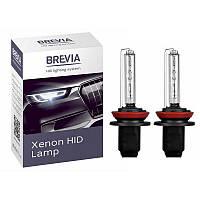 Ксеноновые лампы BREVIA H8 5000K 12850