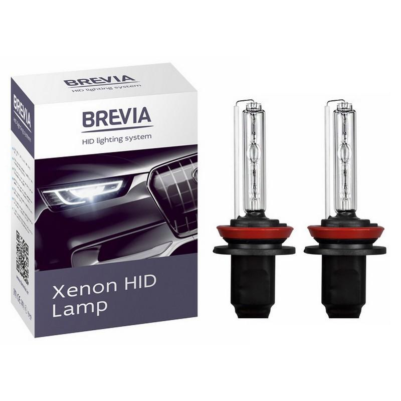 Ксеноновые лампы BREVIA H11 6000K 12960