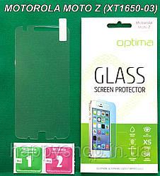 Защитное стекло Motorola Moto Z (XT1650-03)