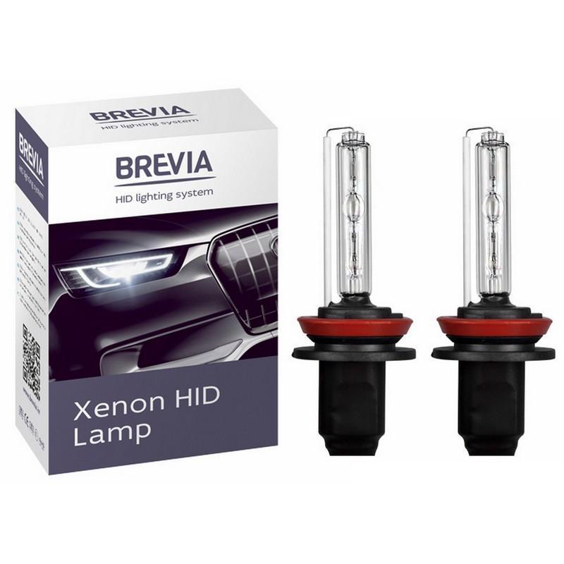 Ксеноновые лампы BREVIA H8 6000K 12860