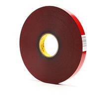 3M™ VHB™ 4646F - Двухсторонняя клейкая лента (двусторонний скотч) 19,0х0,64 мм, рулон 66 м