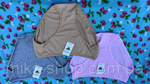 Трусики жіночі нові бавовна розмір 56-58, фото 2