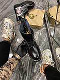 Женские ботинки Dr. Martens Jadon Art Black, ботинки мартинс, жіночі черевики Dr Martens 1460, ботінки мартінс, фото 5