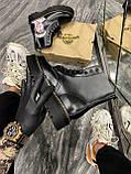 Женские ботинки Dr. Martens Jadon Art Black, ботинки мартинс, жіночі черевики Dr Martens 1460, ботінки мартінс, фото 6