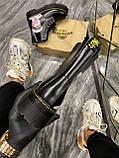 Женские ботинки Dr. Martens Jadon Art Black, ботинки мартинс, жіночі черевики Dr Martens 1460, ботінки мартінс, фото 7