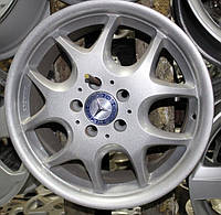 Диски Mercedes 8.0x17 5x112 ET38 Dia66.5 Brabus Monoblock V. оригинал Germany