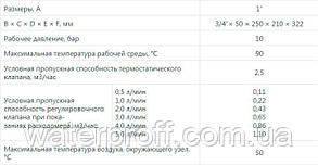 """Колекторний блок з витратомірами 1"""" 1110 х 04 KOER, фото 2"""