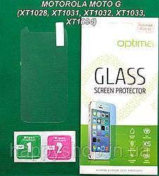 Защитное стекло Motorola Moto G (XT1028, XT1031, XT1032, XT1033, XT1034)