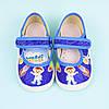 360-042-1 Тапочки текстильные туфли на мальчика Денис тм Waldi размер 22, фото 3