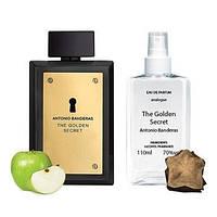 Antonio Banderas The Golden Secret Парфюмированная вода 110 ml (Антонио Бандерас Голден Сикрет)