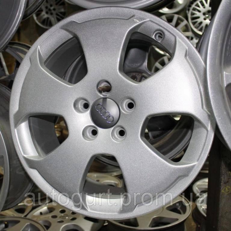 Диски Audi 7.5x17 5x112 ET56 Dia66,5 оригинал Germany