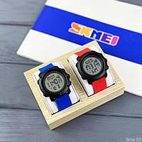 Наручные электронные часы Skmei 1212