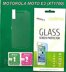 Защитное стекло Motorola Moto E3 (XT1700)