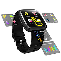 NEW 2019 Умные часы Smart Watch Y7P Защита IP67 Android