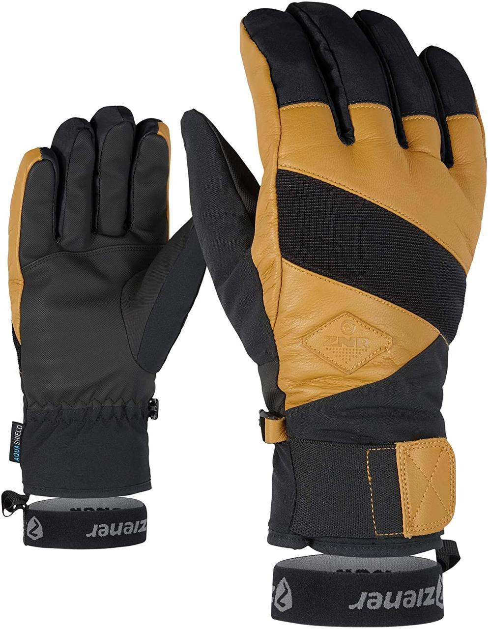 Гірськолижні рукавички Ziener Erwachsene GIX AS AW   розмір - 8.5
